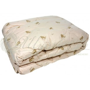 Одеяло Меринос Премиум зимнее фото