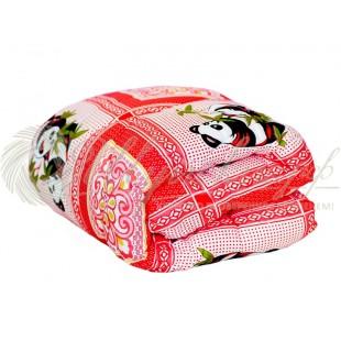 Одеяло Файбер Детское пышное и очень теплое фото