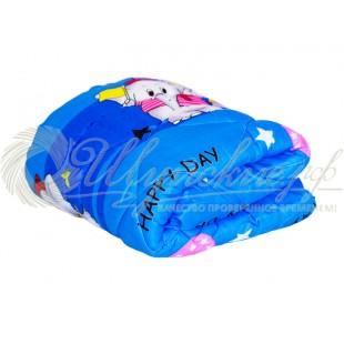 Одеяло Овечье Детское пышное и очень теплое фото