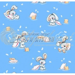 Ткань Ситец 80 детский №75161 фото
