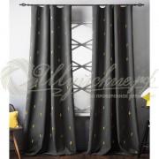 Комплект штор с вышивкой ФЛЭШ