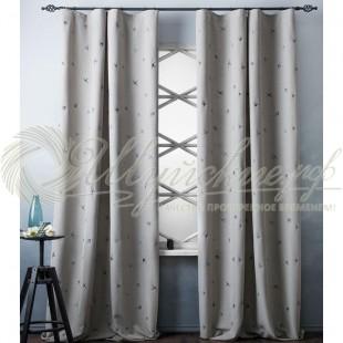 Комплект штор с вышивкой ПРАЙМ фото