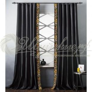 Комплект штор с вышивкой ШАРЛИЗ фото