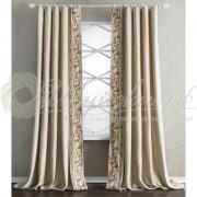 Комплект штор с вышивкой ВАЛЕРИ