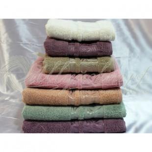 Полотенце махровое JAKARLI BAMBOO  фото