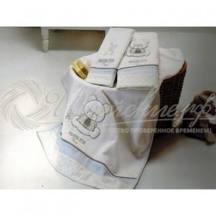 Набор полотенец для мальчика DEAR PANDA (3 шт) фото