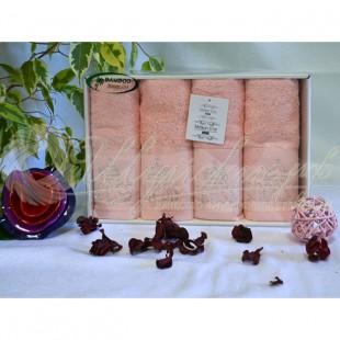 Набор салфеток махровый со стразами TASLI (4 шт) фото
