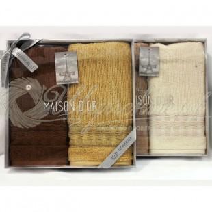 Набор салфеток махровый VENEZIA (2 шт) фото