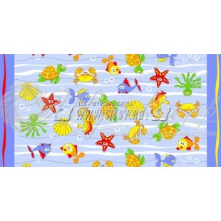 Ткань Полотенце 150 детский №78401 фото