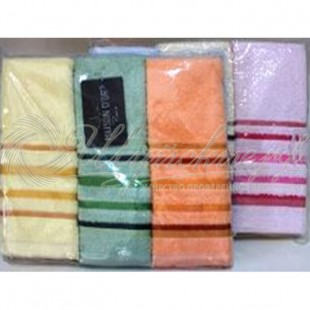 Набор махровый TOWEL SET (6 шт) фото
