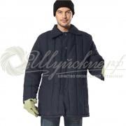Ватная куртка 44-46(170-176) черная
