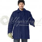 Ватная куртка 44-46(170-176) синяя
