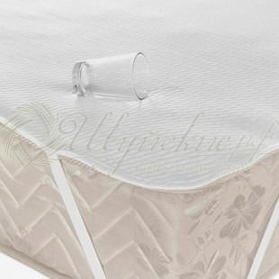 Непромокаемый наматрасник (70х200 см) с резинками по углам фото