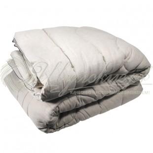 Одеяло Ватное (чехол - лён) фото