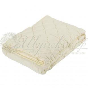 Одеяло Меринос Премиум в сатине всесезонное фото