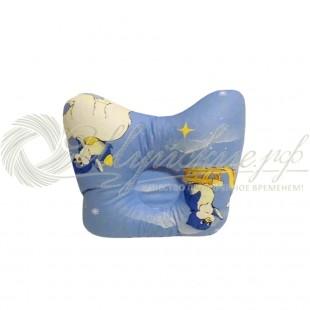 Подушка детская из лузги гречихи фото