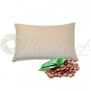 Подушка Кофейная плёнка фото