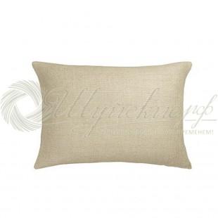 Подушка Лузга гречихи (лён) фото