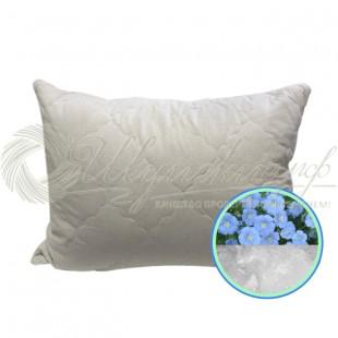 Подушка Лён Комби детская фото