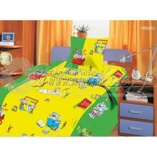 Детское постельное бельё Dream Team №74521 фото