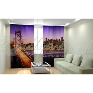 Фотошторы Бруклинский мост фото