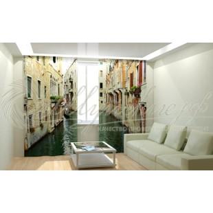 Фотошторы Венецианская улочка фото
