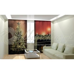 Фотошторы Новогодняя Коллекция Рим-Декор 92 фото