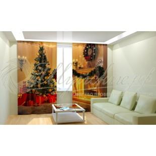 Фотошторы Новогодняя Коллекция Рим-Декор 57 фото