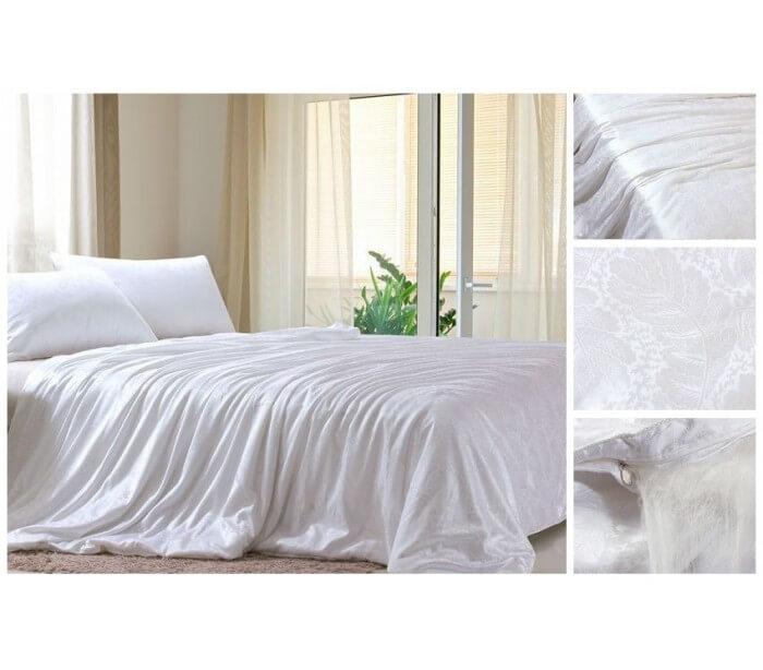 купить шелковое одеяло из натурального шелкового наполнителя в интернет магазине недорого